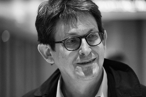 Alan Rusbridger. Foto: Alessio Jacona - International Journalism Festival, Perugia, Italia, 2014