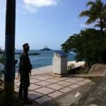 La milicia colombiana presente en el Archipiélago de San Andrés