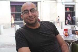Hashim Almadani huyó de la posguerra en Iraq