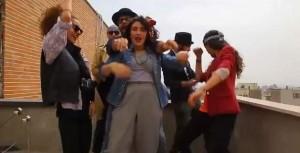 Los jóvenes iraníes, en el vídeo / 20minutos.es