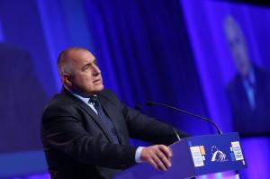 Boiko Borisov en el congreso de Dublin del PPE. FLICKR/ European People´s Party