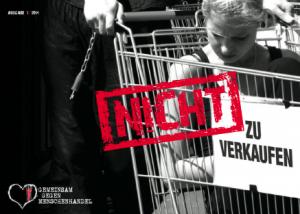 """""""No está en venta"""", informe gobierno Alemán."""