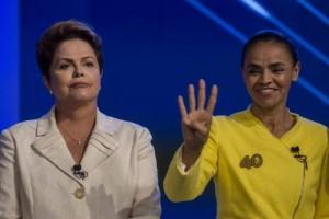 Silva y Rousseff