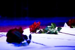 La UCA acogió una representación teatral que relataba la vida de sus mártires asesinados el 16 de noviembre de 1989 / Centro Cultural Universitario UCA publicado en su web