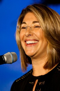 Naomi Klein / Flickr. Rainforest Action Network