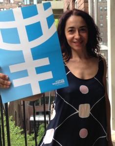Nuria Felipe Soria, ONU Mujeres