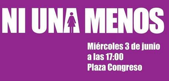 Uno de los carteles creados para la manifestación. Fuente: Facebook.