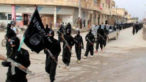Miembros de Estado Islámico en Siria / GTRES