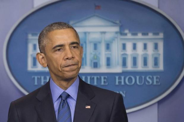 Obama comparece ante los medios después de la matanza de Charleston / EFE