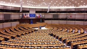 En tan solo cuatro años, entre 2009 y 2014, en esta sala del Parlamento Europeo se aprobaron más de mil leyes que tienen repercusión en nuestra vida diaria / Núria Segura Insa