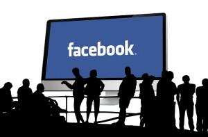 Logo facebook reunión