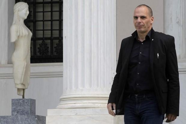 Yanis Varoufakis / EFE, Orestis Panagiotou