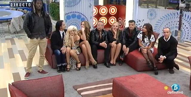 Algunos de los súper VIP de Gran Hermano VIP