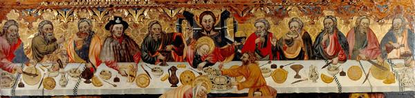 Sant Sopar Pere Teixidor