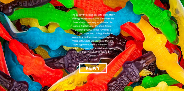 CandyProject