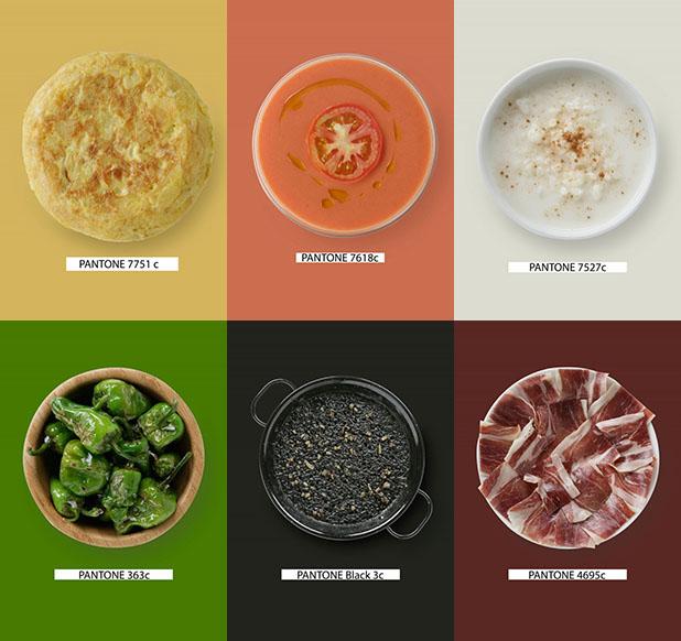 Pantone_comida_española