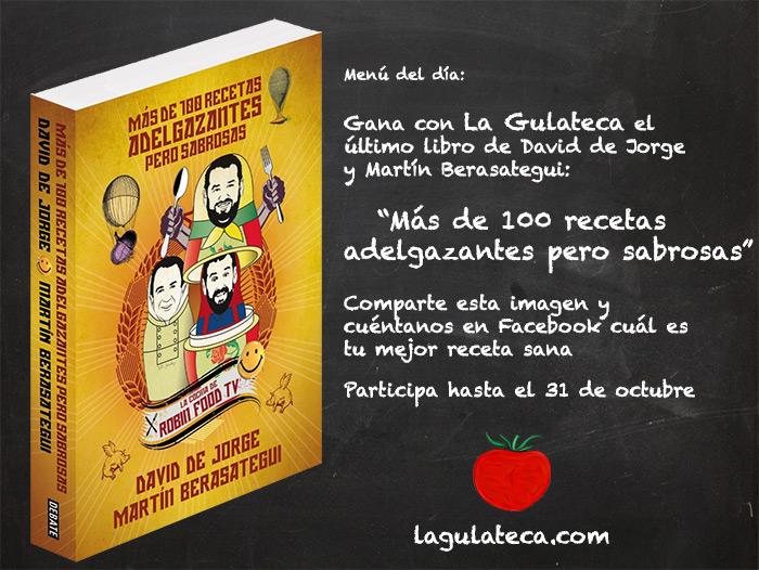 SorteoRobinFoofLaGulateca