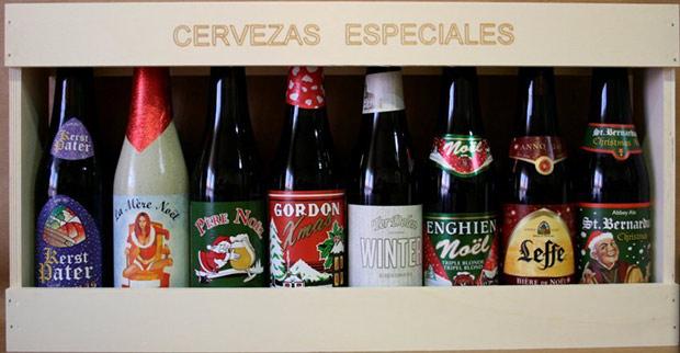 Cervezas Navidad