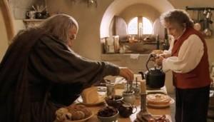Gandalf_Bilbo