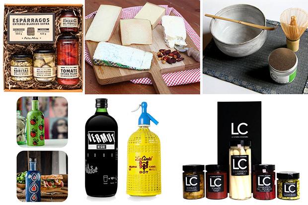 Regalos Gourmet Navidad 2014