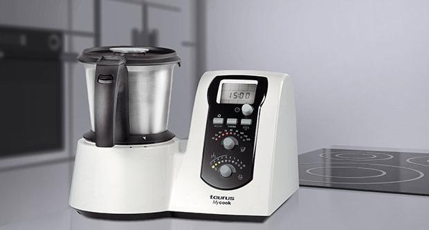 Qu robot de cocina me compro comparamos los mejores del for Robot de cocina taurus master cuisine