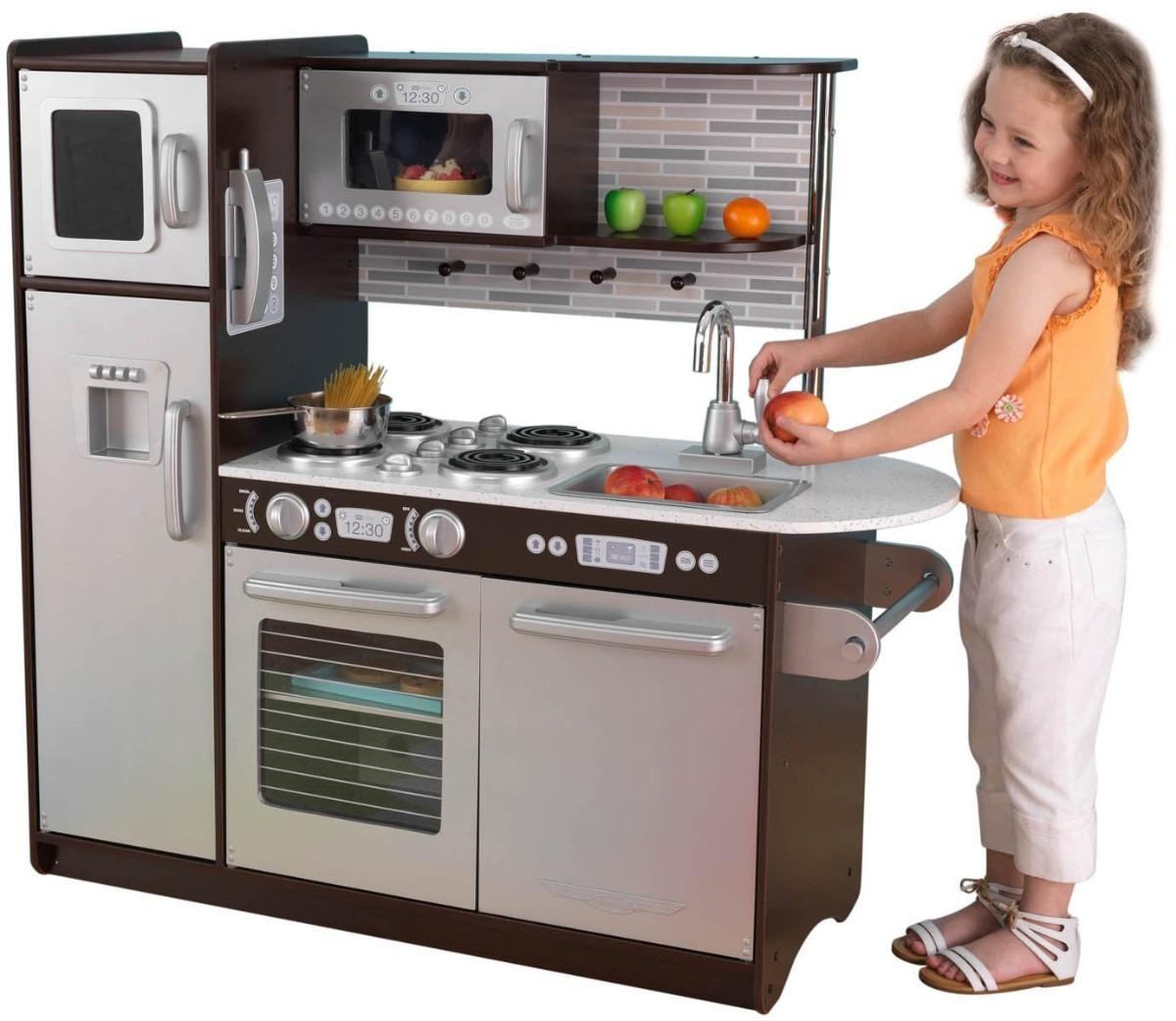 Juguetes para cocinar la gulateca - Cocinas para ninos de juguete ...