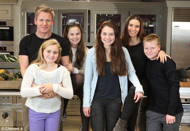 ramsay familia