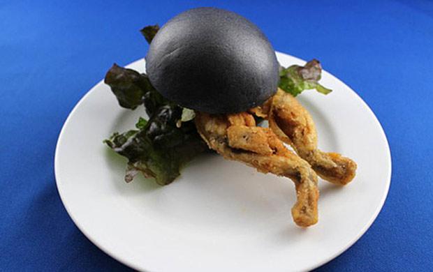 Hamburguesa rana
