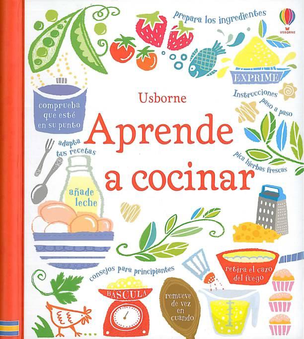 8 libros de cocina para peque os chefs y sus padres la for Cocinar en 10 minutos