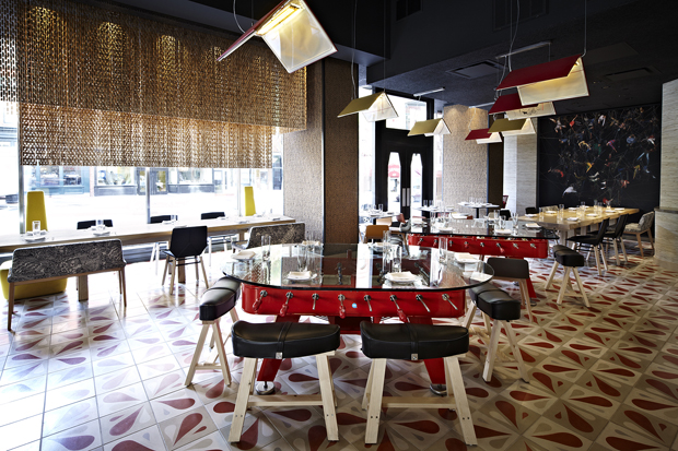 Jaleo Tapas Bar, el restaurante de Jose Andrés en Washington DC