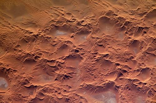 Issaouane Erg, Algeria. NASA Goddard Photo