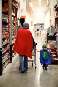 """""""Reconozco a un buen padre cuando lo veo"""""""