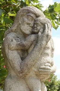 Escultura en O Grove