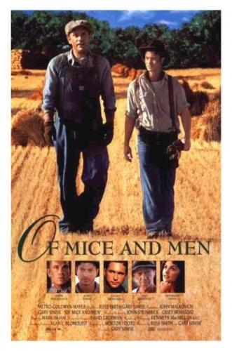 Si no habéis leído 'De ratones y hombres', ya estáis tardando.