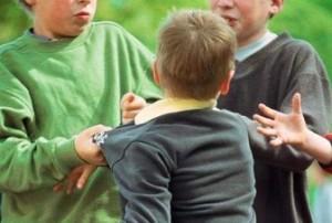 Escena de acoso escolar (GTRES).