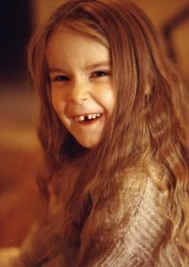 Una niña que también ha recibido al ratón Pérez (GTRES).