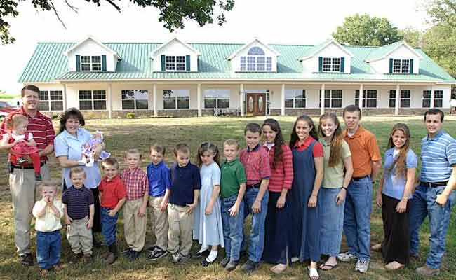 Familias muy numerosas madre reciente - Casas para familias numerosas ...
