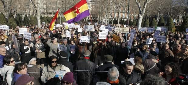 Rajoy se nos ve el plumero