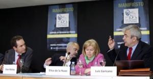 """Presentación en Madrid el Manifiesto """"Por una nueva ley de partidos"""""""