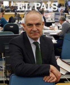 Antonio Caño, nuevo director de El Pais
