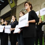Acto en Madrid por los derechos de las mujeres (Carlos Cristóbal)