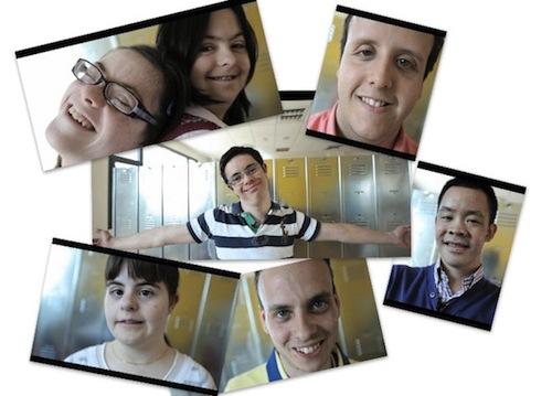 Participantes en 'Con ua sonrsa'
