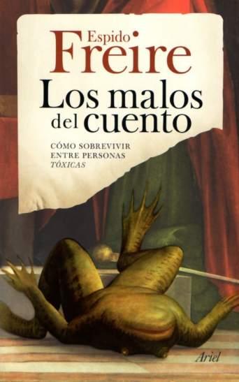 Los malos del cuento, libro de Espido Freire