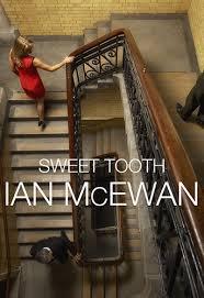 Portada de la edición inglesa de Sweet Tooth, Operación Dulce, de Ian McEwan.