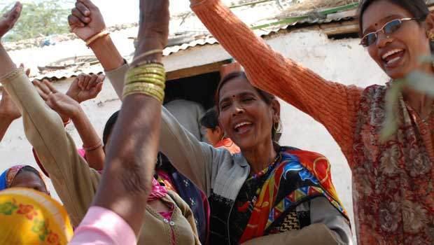 Mujeres de la India reclaman sus derechos