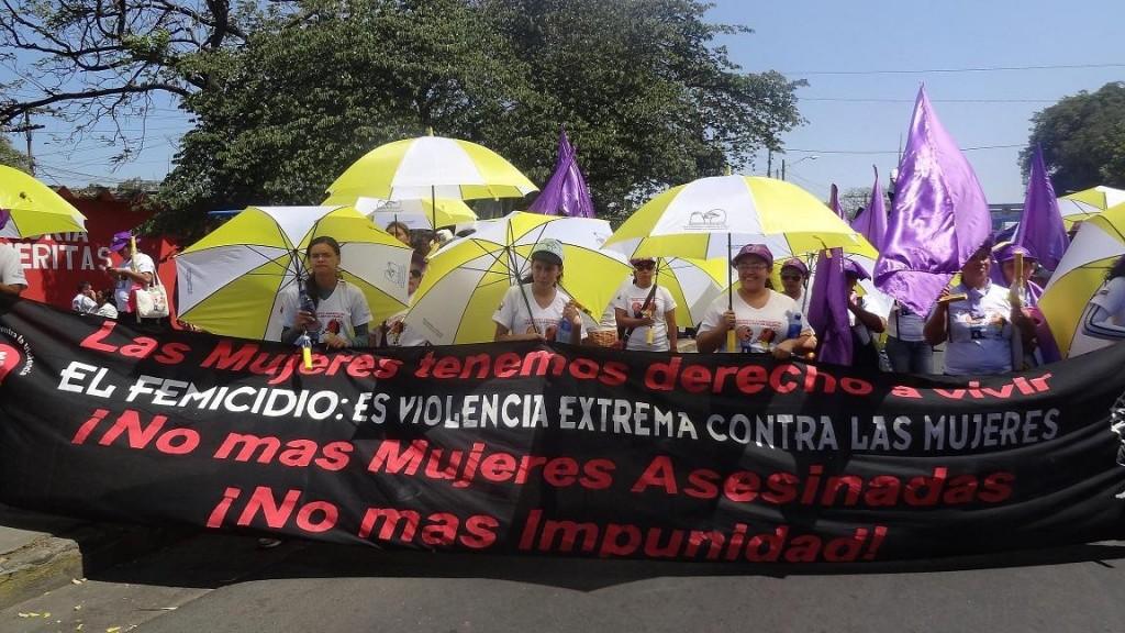 reforma de la Ley contra la violencia de género. (c) Damaris Ruiz