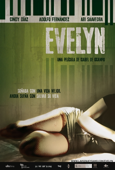 Cartel de la película Evelyn