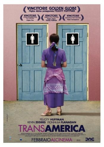 Poster de la película Transamerica.