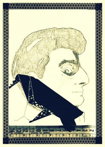 Ilustración de Coco del Pino publicada en el libro La Zona Segura.