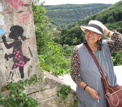 Giulia Tamayo. Imagen del blog Las Reincidentes